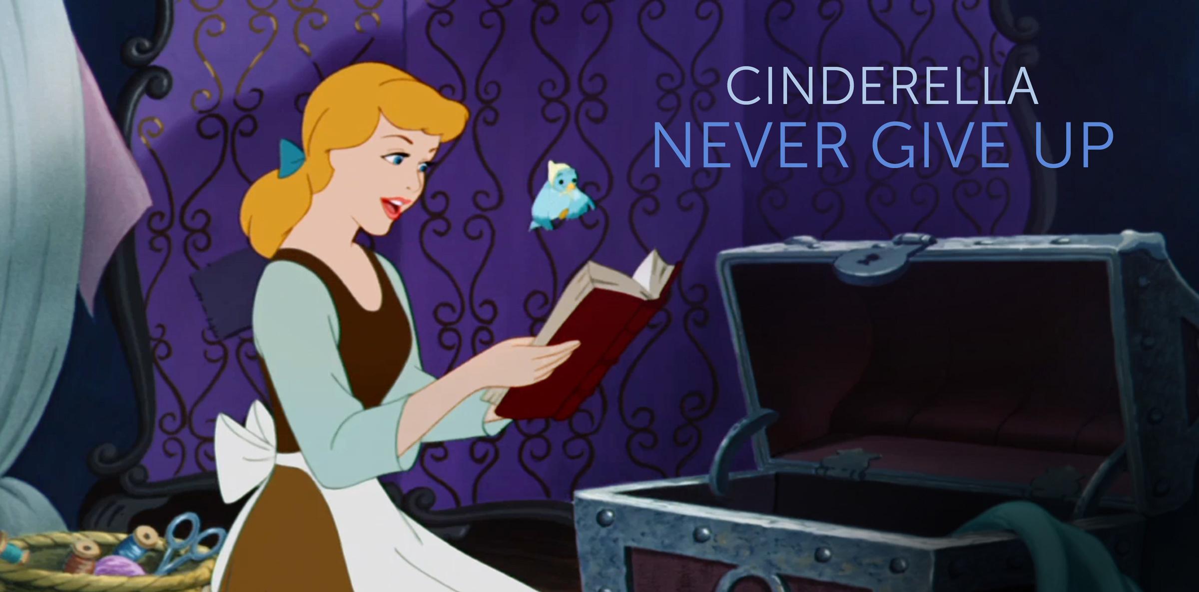 MOVIE ART Cinderella