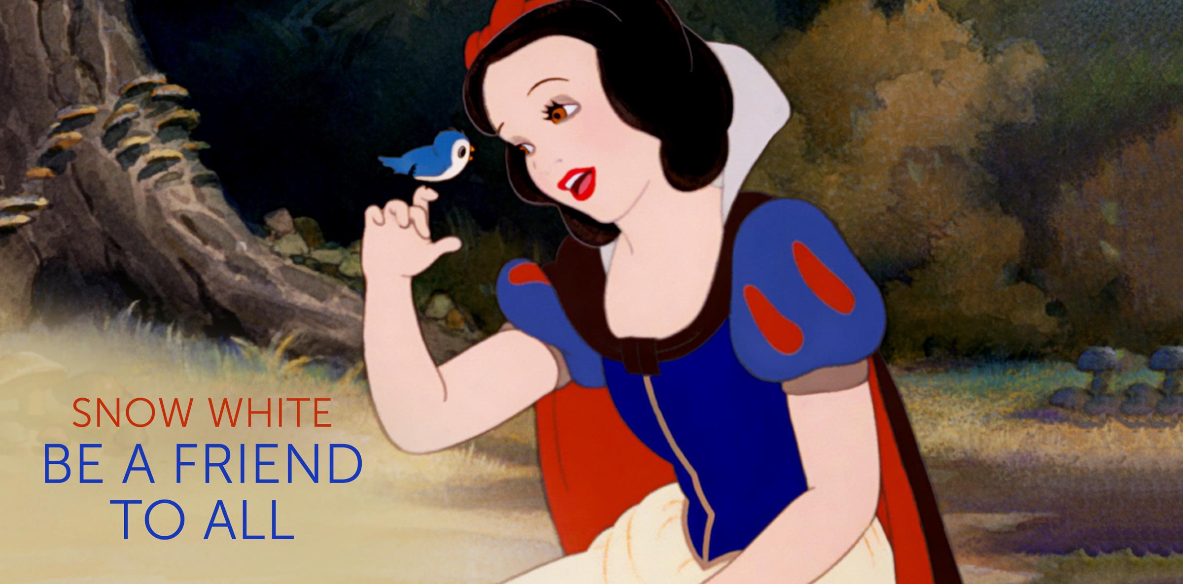 Snow White MOVIE ART 1