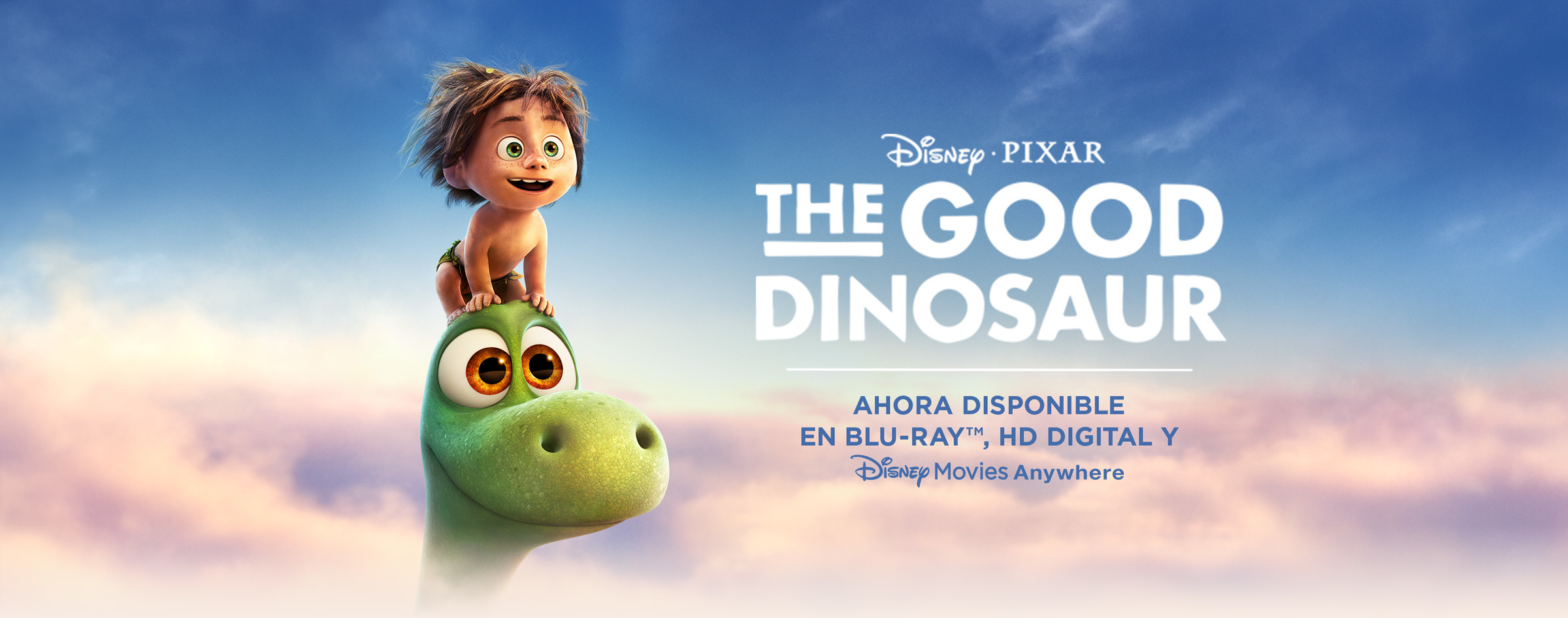 The Good Dinosaur - Flex Hero - Release