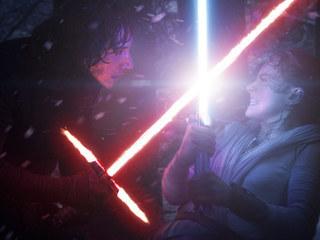 Es ist wahr. Einfach alles. Star Wars: Das Erwachen der Macht kommt nach Hause.