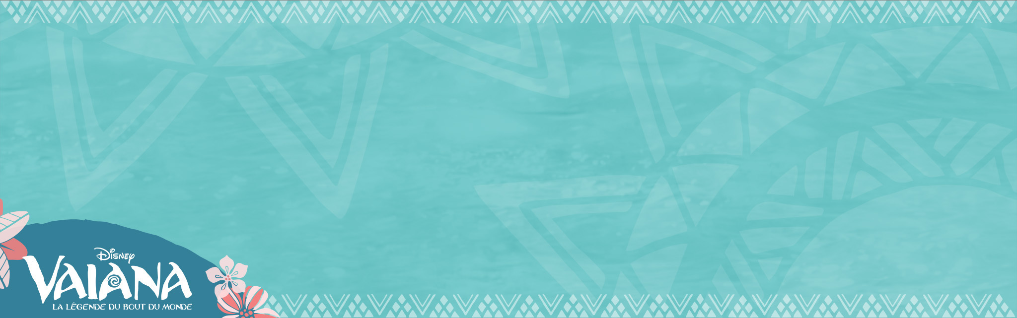 BEFR Homepage - Vaiana Tickets