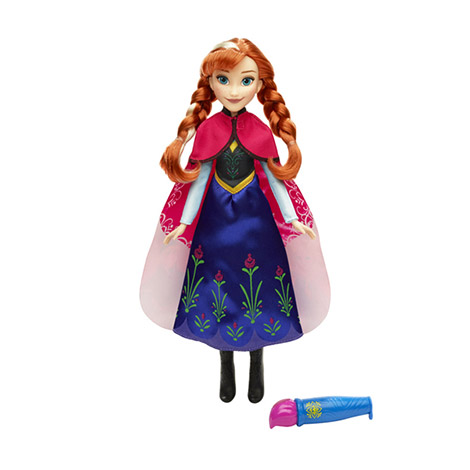 Disney Frozen Magical Story Cape Fashion Doll AST
