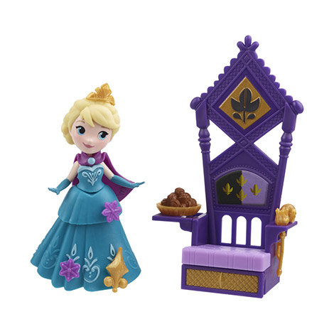 Disney Frozen Little Kingdom Small Doll and Accessory Assortment