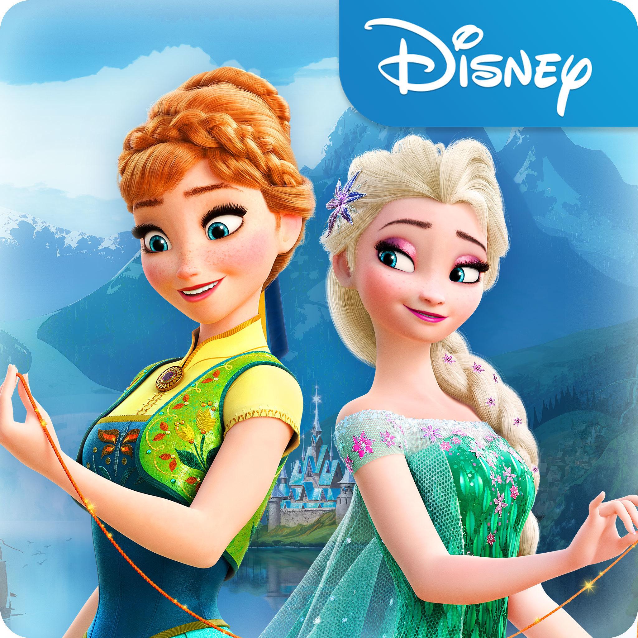 Frozen Storybook Deluxe
