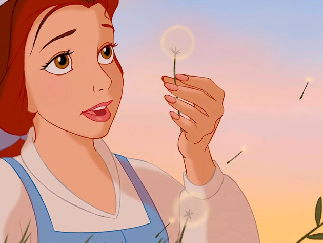 Belle wishes for adventure in the great wide somewhere