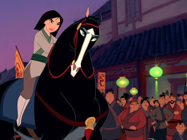 an overview of the movie mulan by disney Mulan est un film réalisé par tony bancroft et barry cook avec les voix de  george takei, freda  synopsis : mulan est une belle jeune fille qui vit dans un  village chinois  mulan : verra-t-on mushu dans la version live du classique  disney.