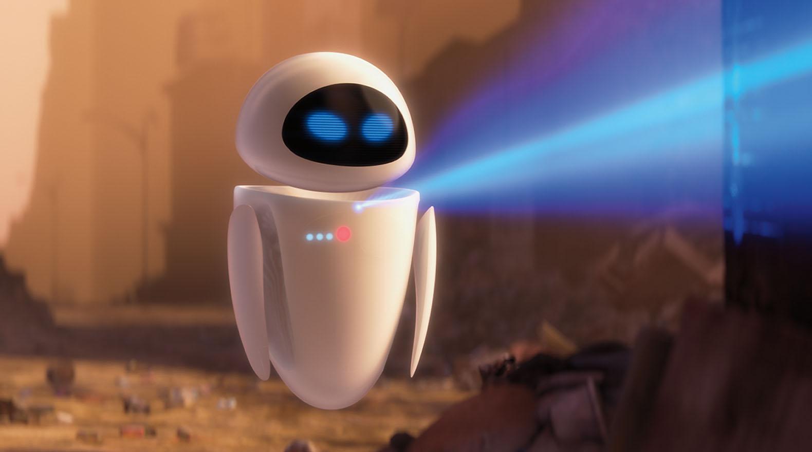 Eva robot wall e wall 183 e disney movies