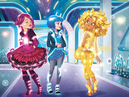 Meet the Star Darlings