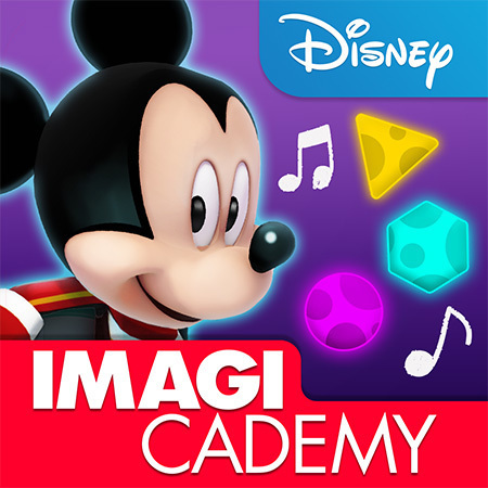 Disney Imagicademy: Mickey's Shapes Sing-Along