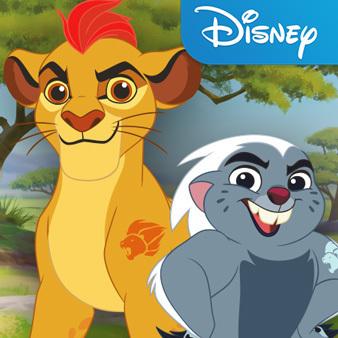 Lion Guard App