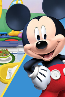 Mickey Mouse Clubhouse: Mouse-Ke-Cafe