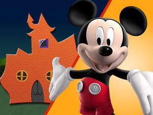 Mickey's Spooky Ooky
