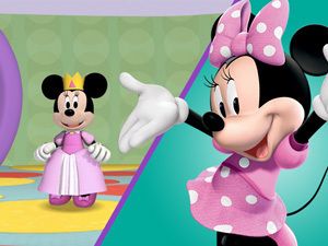 Minnie's Masquerade Match Up