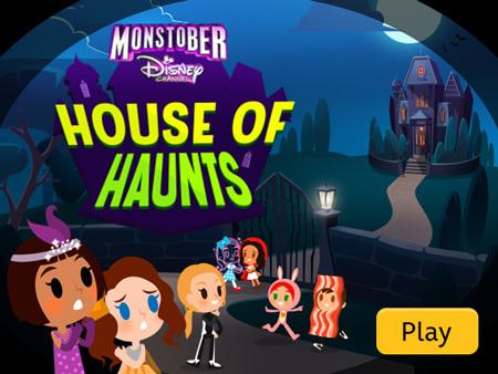 Monstober - House of Haunts