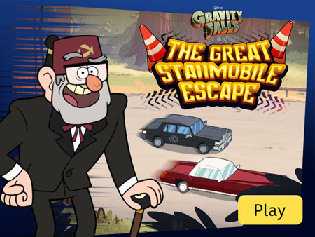 Gravity Falls - The Great Stanmobi