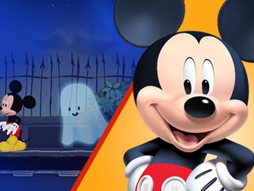 Mickey Mouse - Problema en la noche