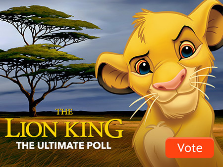The Ultimate Lion King Poll