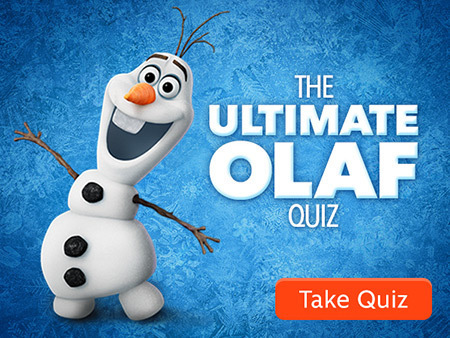 Take the Ultimate Olaf Quiz