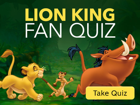 What Level of Lion King Fan Are You?