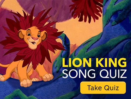 What Lion King Song Are You Ready to Roar?