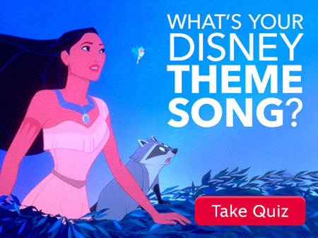QUIZ - What Is Your Disney Theme Song