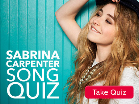 Which Sabrina Carpenter Song Should You Listen to Right Now?
