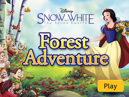 Snow White and the Seven Dwarfs: Forest Adventure