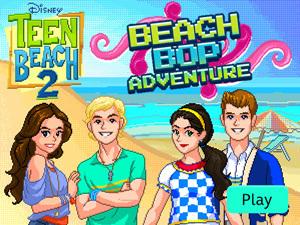Beach Bop Adventure