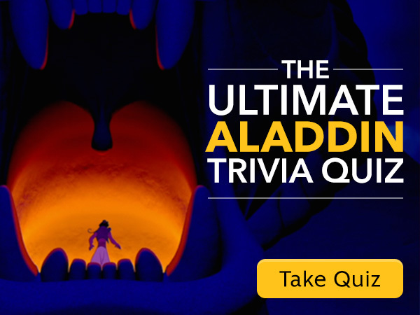 The Ultimate Aladdin Trivia Quiz