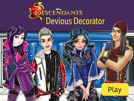 Descendants: Devious Decorator