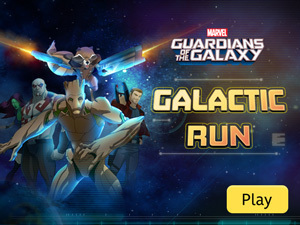 Marvel's Guardians of the Galaxy: Galactic Run