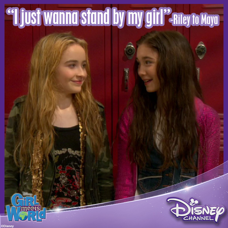 disney channel canada girl meets world Watch girl meets flaws - episode clip - girl meets world -disney channel official by kino channel jr on dailymotion here.