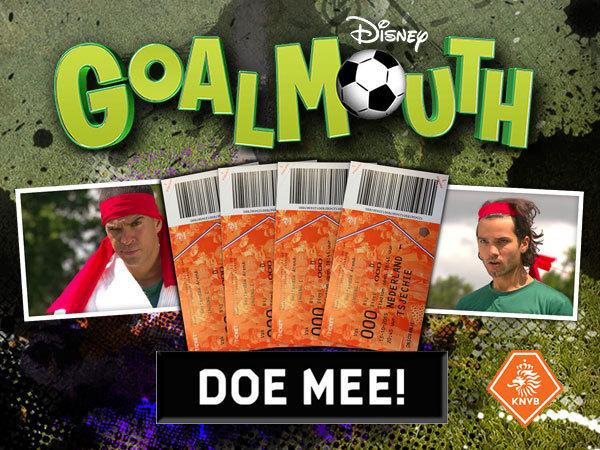 Goalmouth Prijsvraag