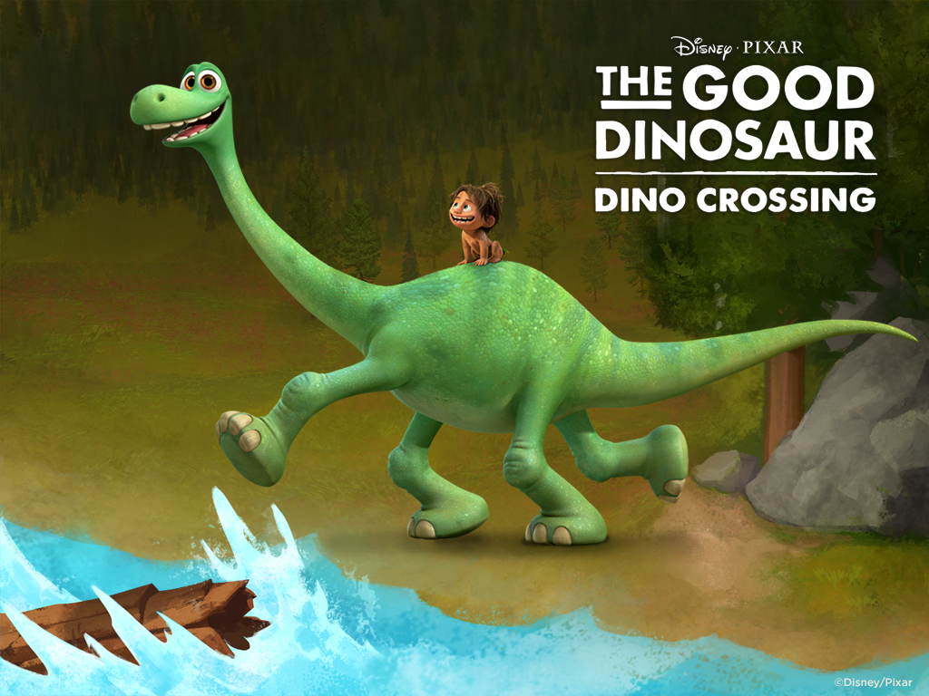 The Good Dinosaur: Dino Crossing Screenshots