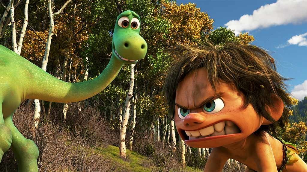 The Good Dinosaur Official Trailer