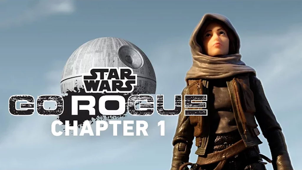 Star Wars Go Rogue | Chapter 1