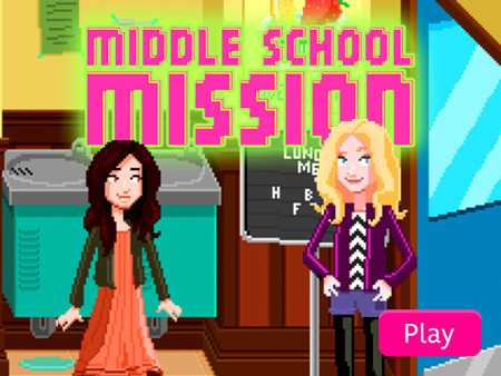 Girl Meets World: Middle School Mission