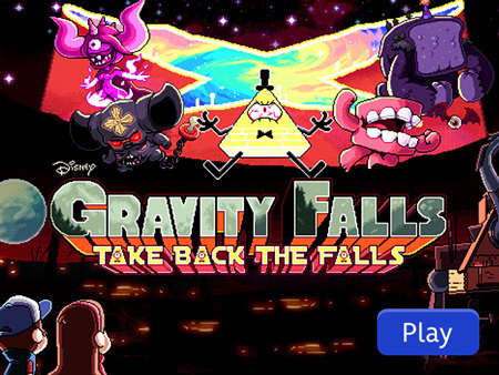 Gravity Falls Official Site Disney Xd