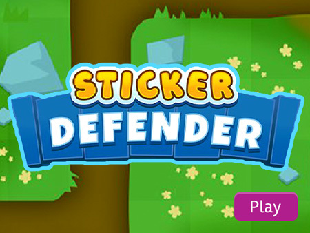 Sticker Defender