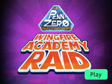 Wingfire Academy Raid
