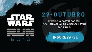 Inscrições da Star Wars Run estão abertas