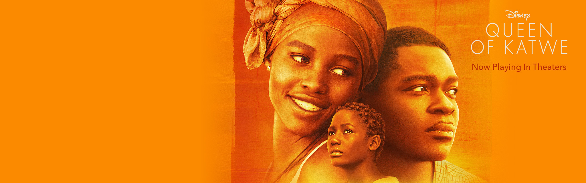 Queen of Katwe - Get Tickets - Hero