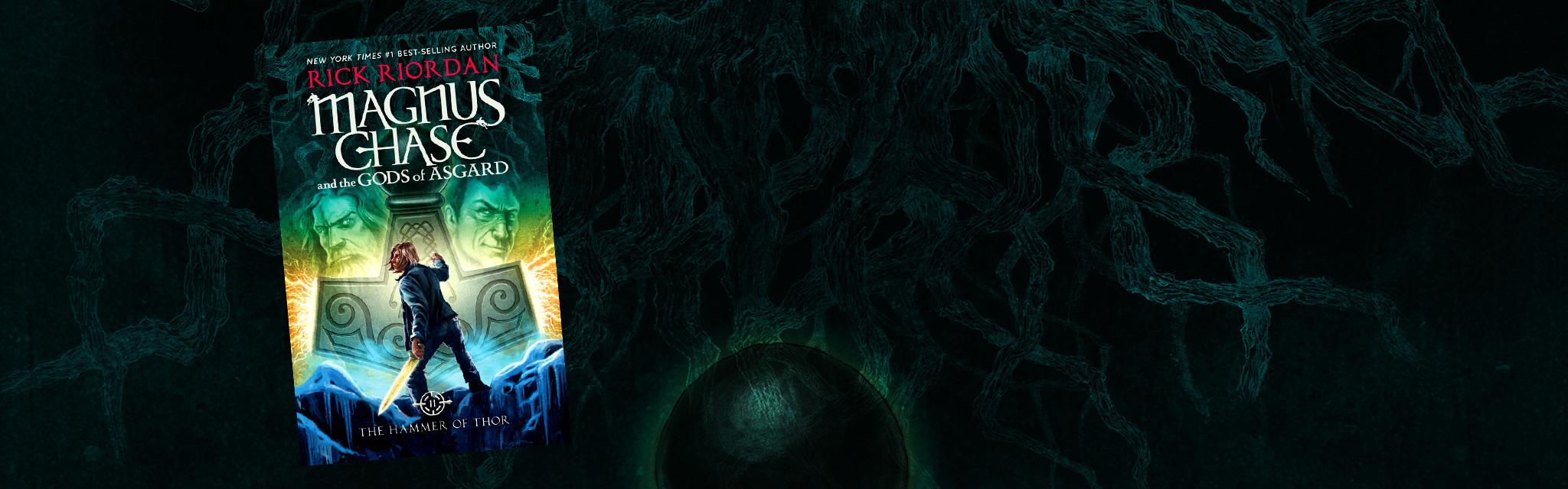 Magnus Chase - The Hammer Of Thor - Hero