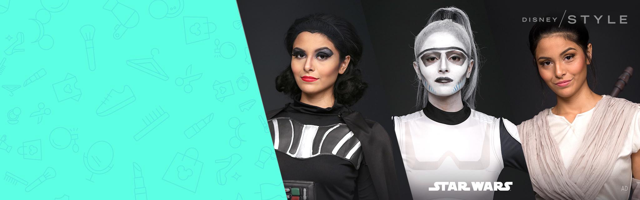Disney Style - Star Wars Transformation - Hero