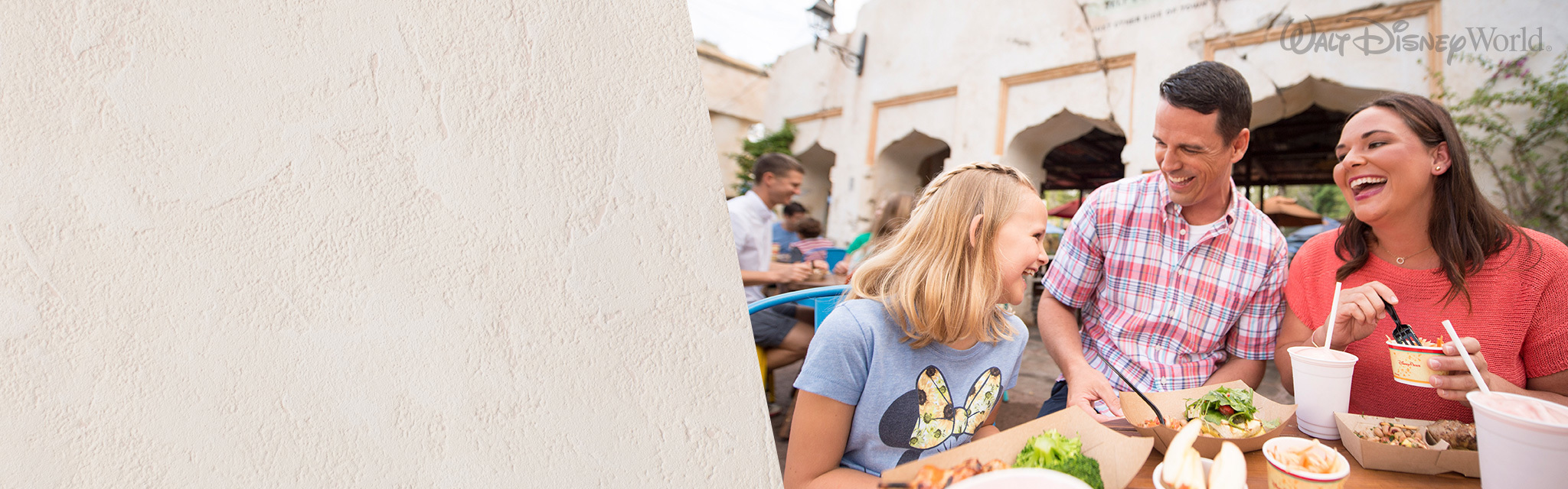 Disney Parks - WDW | FY17 Domestic Broad Summer Free Meal Offer - Hero