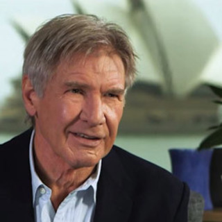 Harrison Ford Interview For GameFest