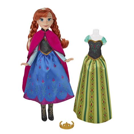 Disney Frozen FASHION CHANGE AST
