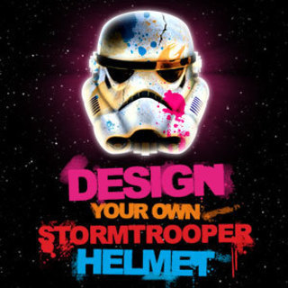 Vote for your favourite Stormtrooper Helmet