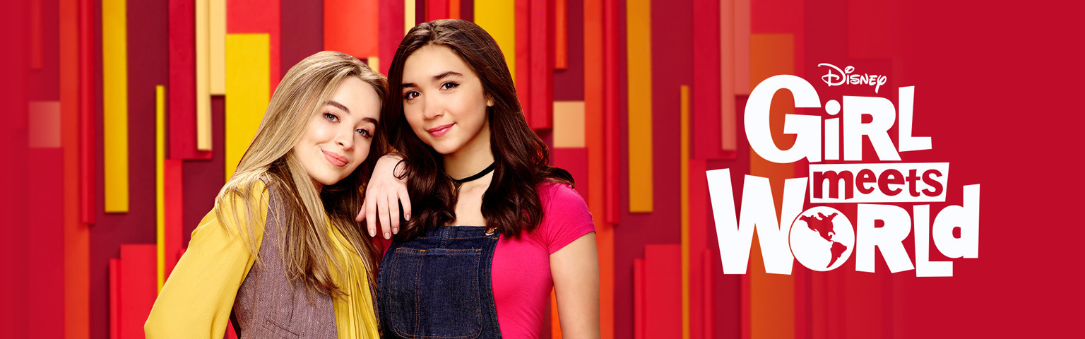 girl meets world the tv show 'girl meets world' stars rowan blanchard, sabrina carpenter and photos: huge tv shows that were quickly canceled and forgotten.