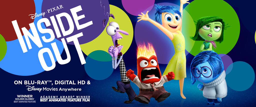 inside out disney movies